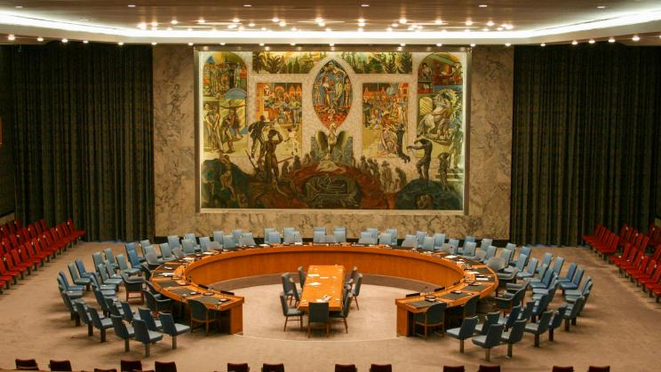 UN Security Council. Photo: Flickr/Jay Reed