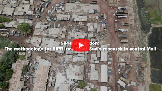 New SIPRI film: SIPRI and Point Sud's work in central Mali—The methodology