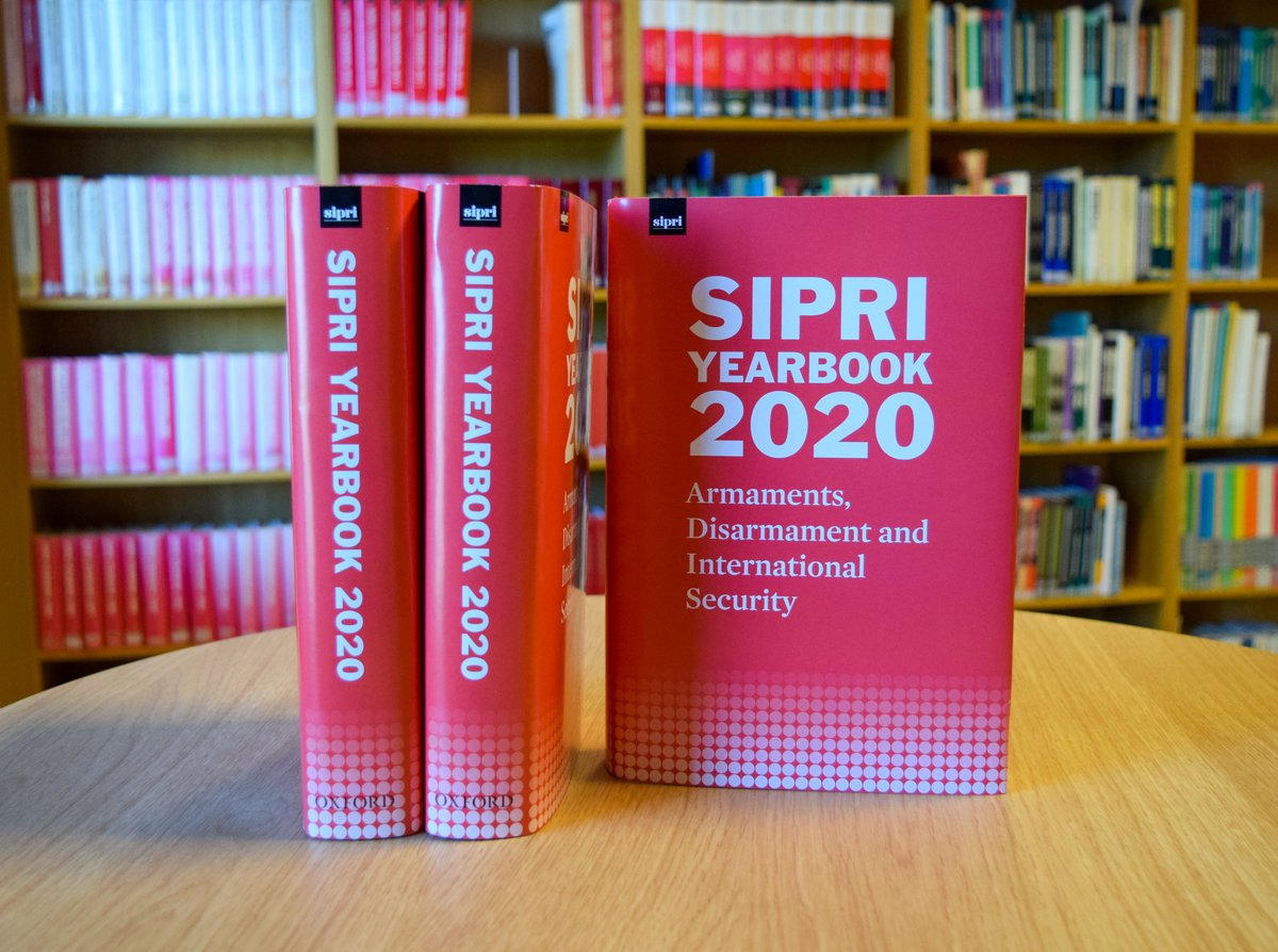 Chinese translation of SIPRI Yearbook 2020 now available